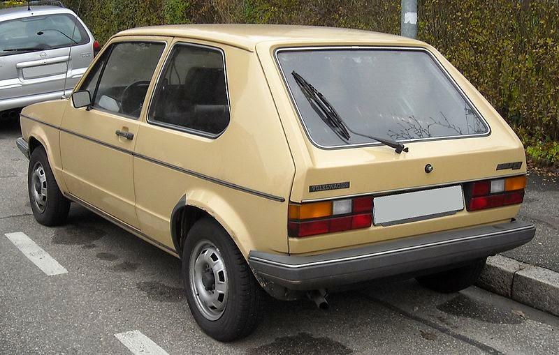 Automotive Database Volkswagen Golf Mk1