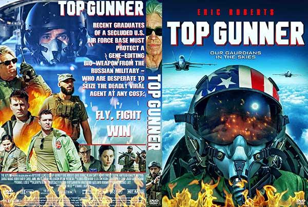Top Gunner (2020) DVD Cover
