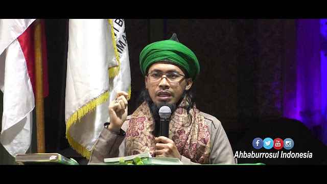 Sayyid Seif Alwi ke Penghina Ulama NU : Berani Nggak Saya Antar Tabayyun Langsung?