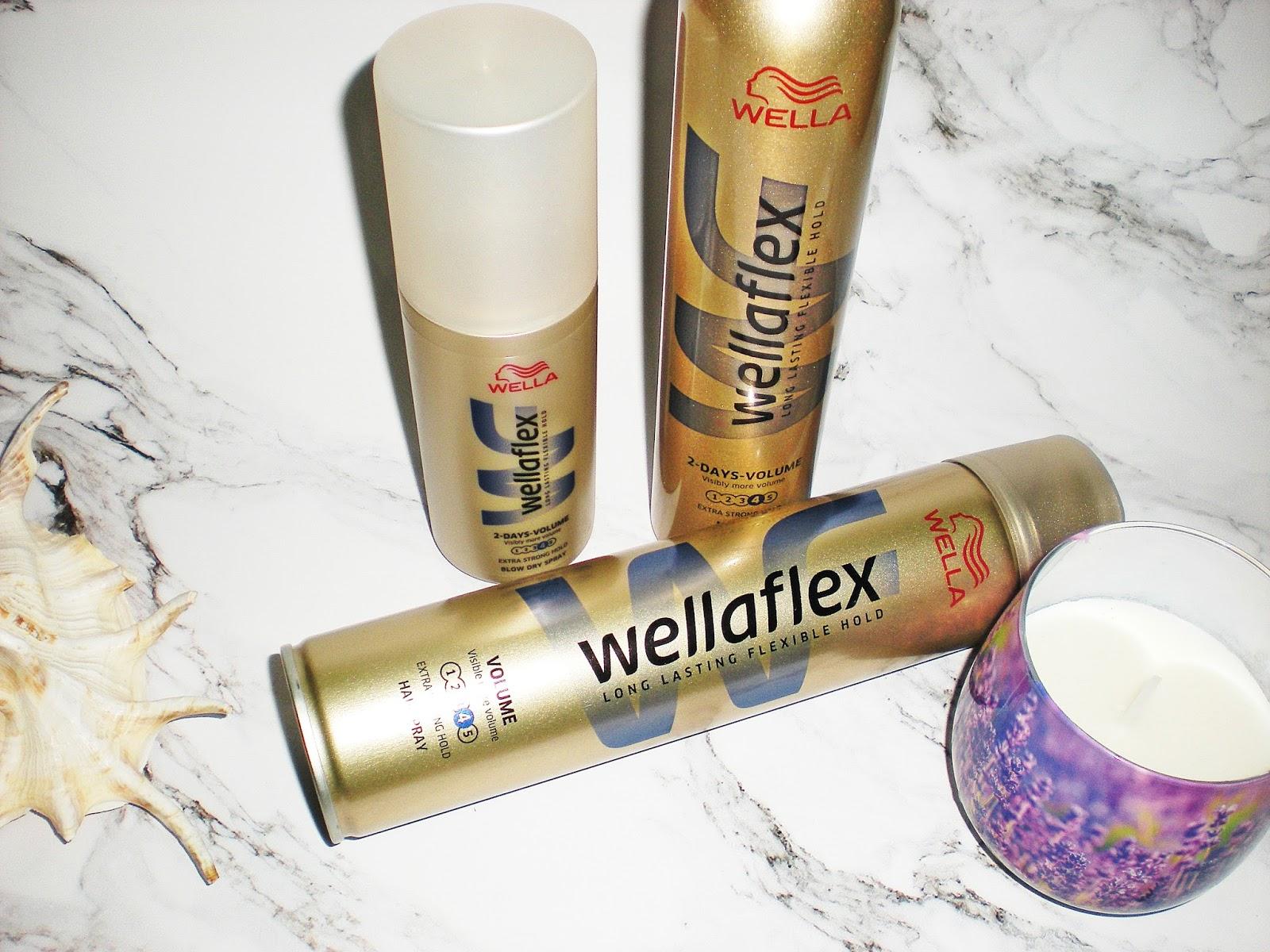 Anqelique Wellflax Lakier Pianka Oraz Spray Do Stylizacji