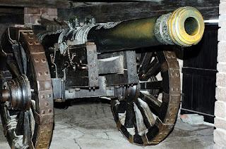 Histoire du boulet de canon