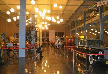 namun kota watu juga populer dengan parawisatanya Museum Angkut Batu Jawa Timur