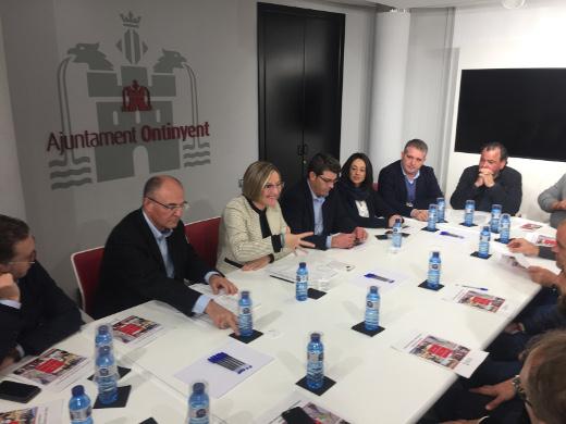 Inversión de 69,7 millones de euros en 71 actuaciones en las carreteras de las comarcas centrales