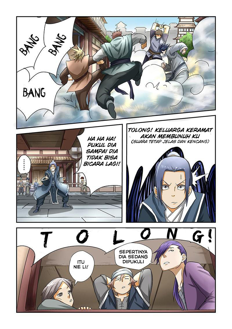 Tales of Demons and Gods Chapter 35