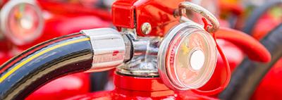 Pemeriksaan alat pemadam kebakaran
