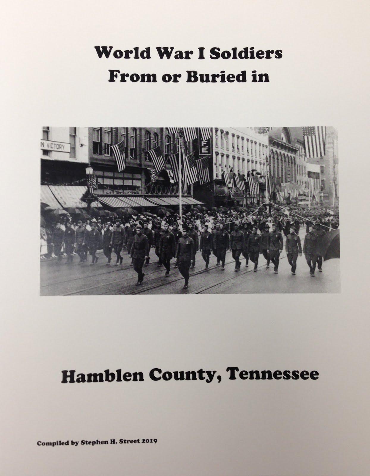 Hamblen County Archives