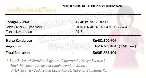 Pinjaman-361-3THN-TOYOTA.CAMRY.G24AT 2015