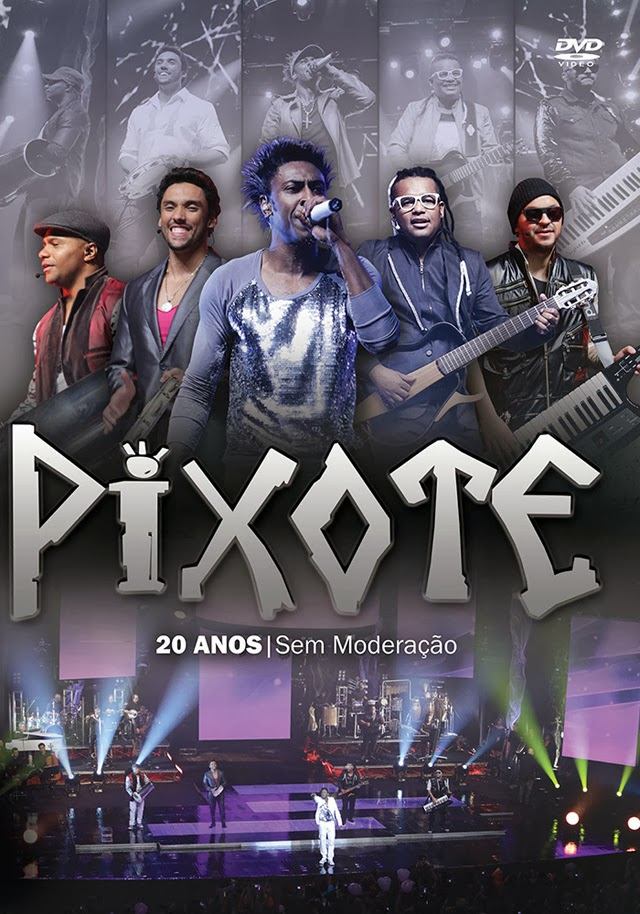 o novo cd do grupo pixote 2013