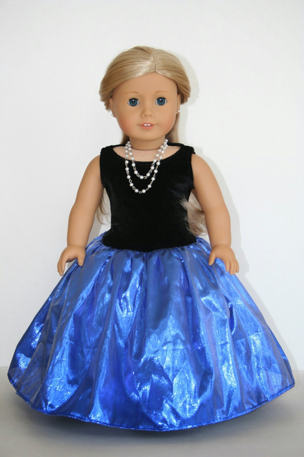 Arts And Crafts For Your American Girl Doll: Fancy Dress