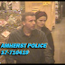 Amherst PD looking for pair regarding theft from grocery store