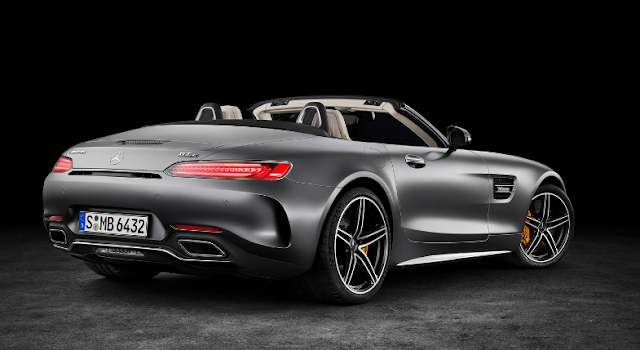 2018 Mercedes-AMG GT Roadster And GT C Roadster Unveiled