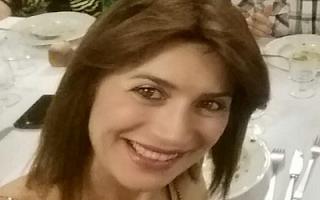 Barbara De Santi conduttrice Altramoda