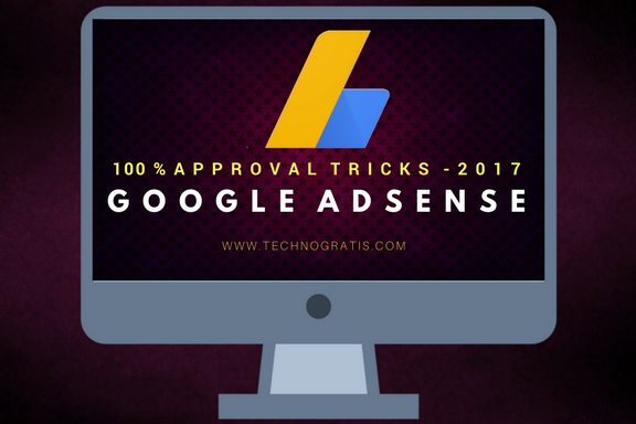 How To Approve Adsense Account Easily (100% Approval) – 2017