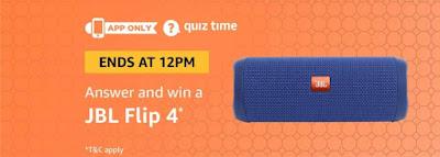 Amazon JBL Flip 4 Quiz