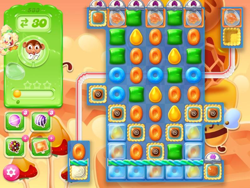 Candy Crush Jelly Saga 533