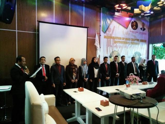Perluas Jaringan, Pengurus IMAS Chapter Medan Dilantik