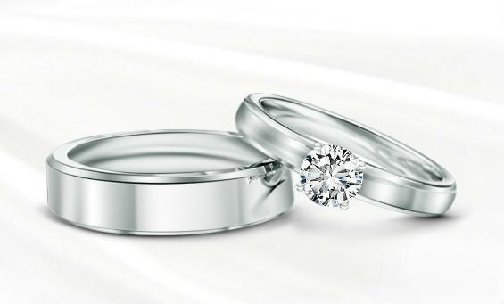 TITANIUM Cincin Pernikahan Adalah Hadiah Paling Kece Di