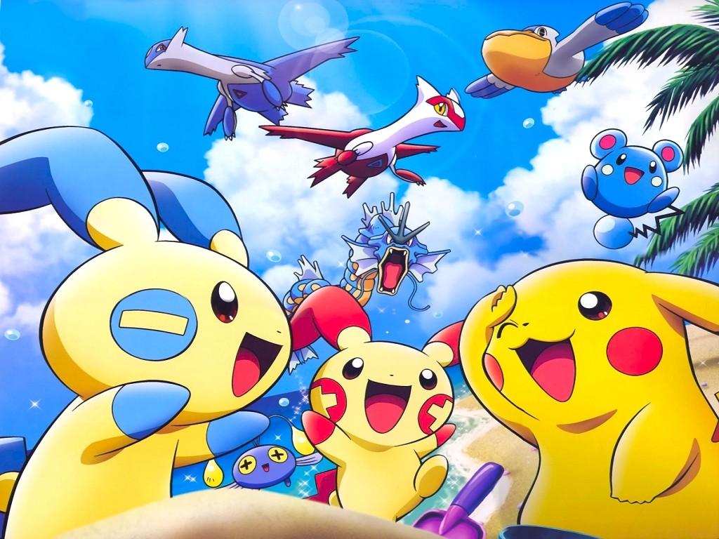 Pokémon By Review 311 312 Plusle Minun