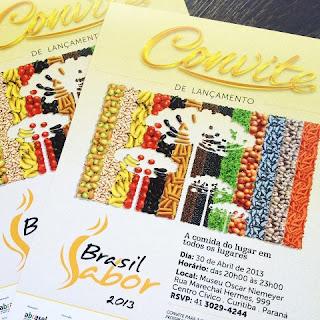 """b00e61fc830 Chefes do Centro Europeu promovem degustação no lançamento do Festival  Brasil Sabor Os pratos apresentados participam do livro """"Segredos dos  Chefs"""" 2013"""