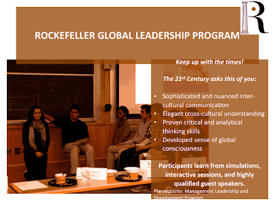 Apply to the Rocky Global Leadership Program! Fall 2013 Registration Deadline - May 24th