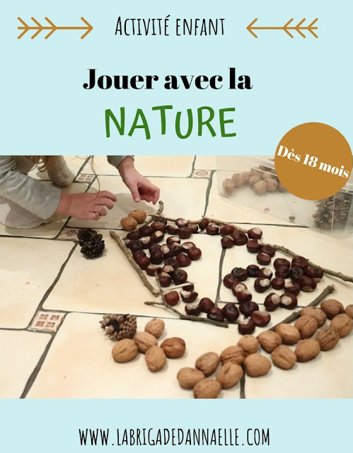 activite nature maternelle