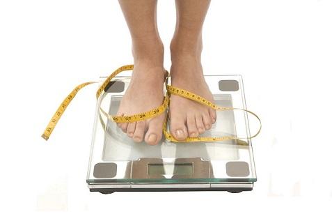 No obsesionarse con el peso