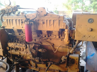 Caterpillar 3406, diesel generator, 1500 RPM, 50 Hz, 380 KVA, 250 KVA, removed from Ship, India, Alang, Indonesia, Yamen, States, America, Vancouver, Korea, London, shipment, low running hours, Nigeria, used, spare parts