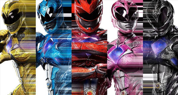 Power Rangers 2016