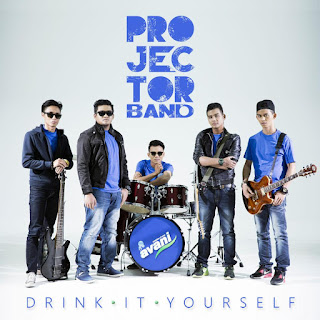 Projector Band - Drink It Yourself (English Version) MP3