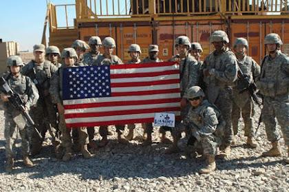 Lima Tentara Negara Dengan Gaji Tertinggi di Dunia