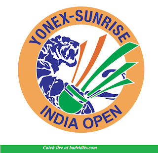 India Open 2019 live streaming