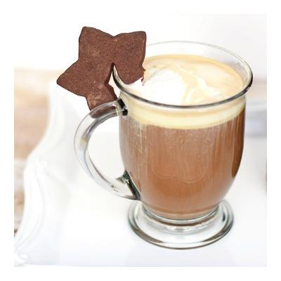 Hot Buttered latte