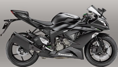 harga motor Kawasaki Ninja ZX-6R 636 terbaru