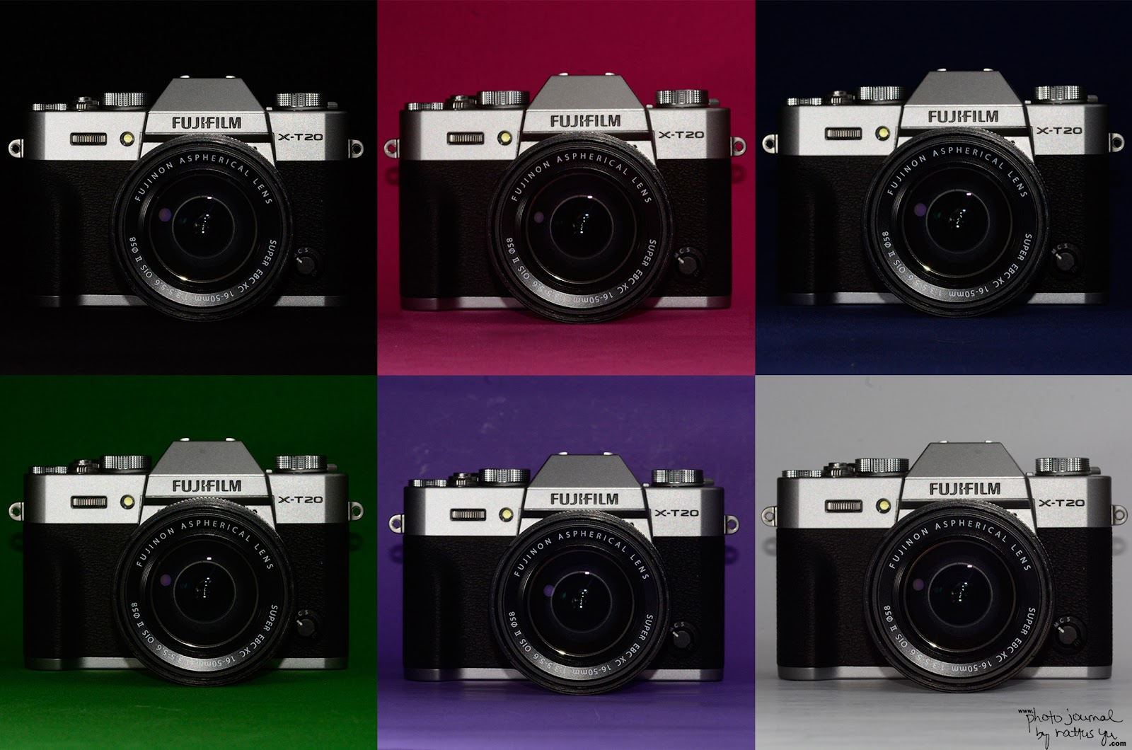 Fujifilm X-T20 Mirrorless Camera Hands-On Experience