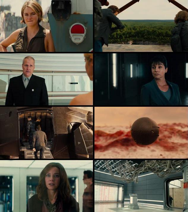 The Divergent Series Allegiant 2016 English 720p WEB-DL