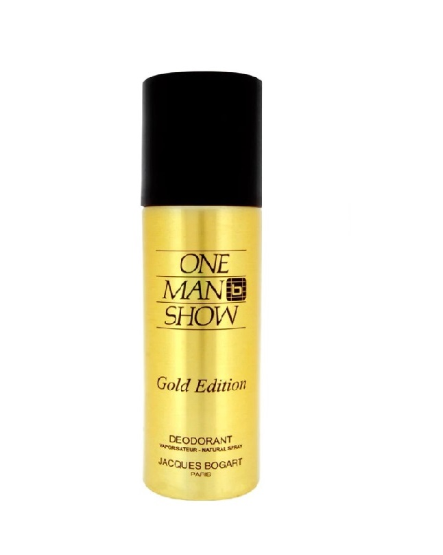 One Man Show Gold Edition Body Spray 200 ml