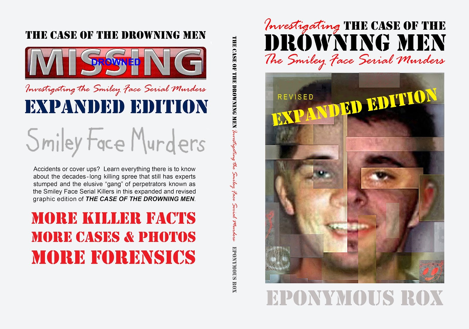 NEW: The Case of the Drowning Men (expanded and revised graphic edition)
