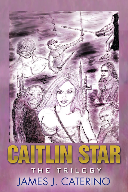 Caitlin Star: The Trilogy