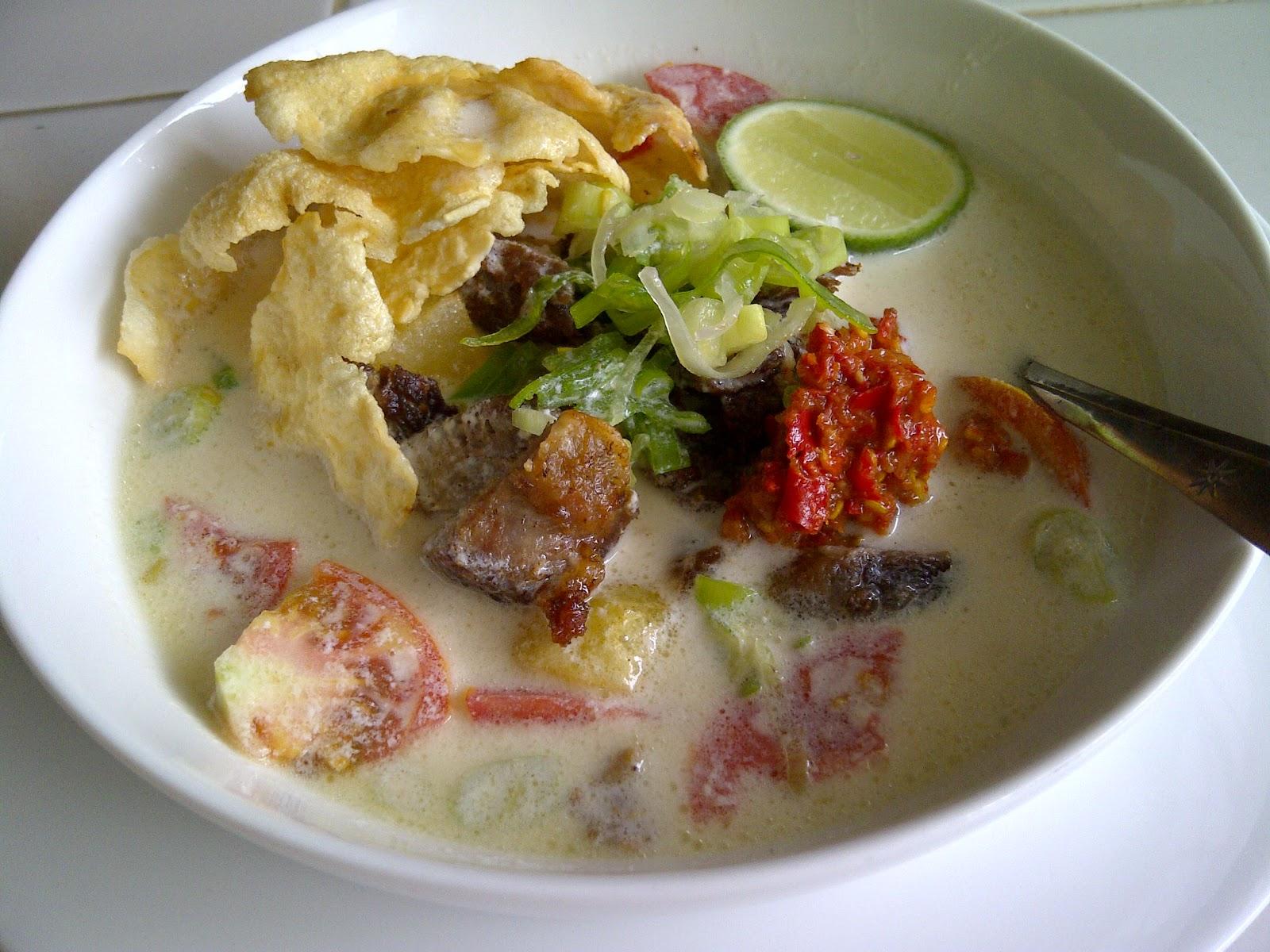 Soto Betawi Kuah Susu Resep Masakan Praktis Rumahan Indonesia
