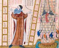 Códice de San Pedro, por Thomas le Myésier y Ramon Llull