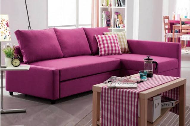 Upholstery Corner Sofa