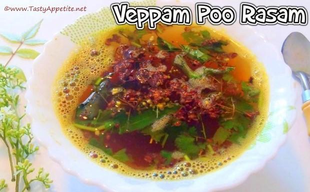 neem flower rasam