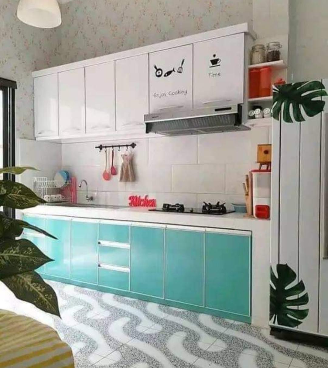 Deko Dapur Kecil 10 Idea Dekorasi Dapur Dengan Hiasan Dalaman