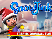 Download Game Android SnowJinks APK+DATA