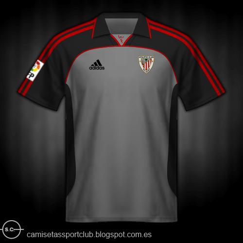 La camiseta del Athletic Club a lo largo de la historia   ⋆ GOL ... 7e9f4c0ddb4bd