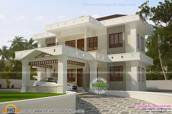 2300 square feet house plan