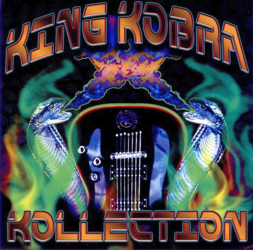 KING KOBRA - Kollection; King Kobra