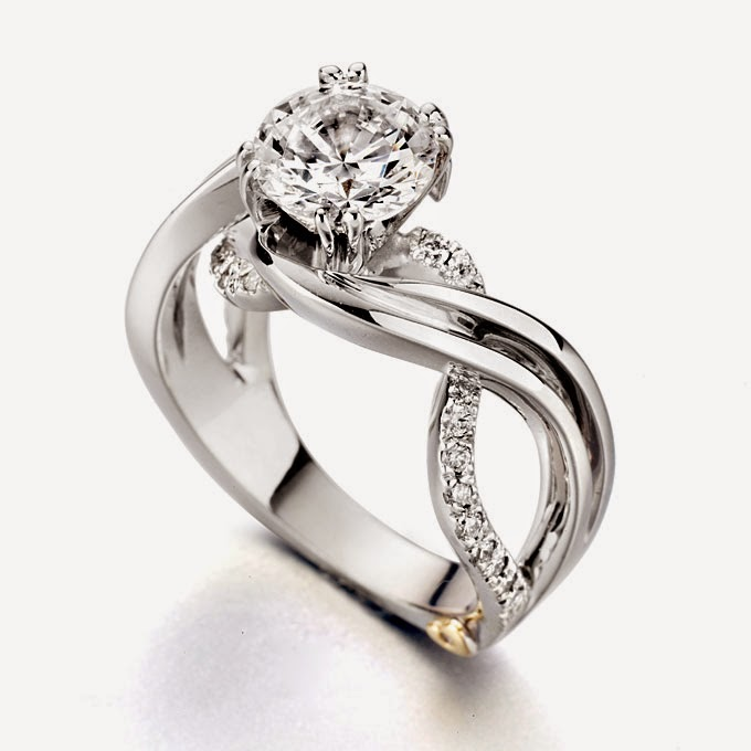 Unique Engagement Rings For Women: Latest Diamond, Gold, Silver Jewelry