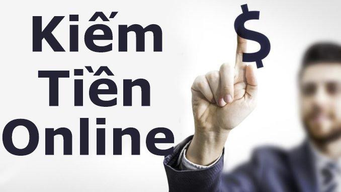 Kiếm tiền online tại nhà với  Affiliate ACCESSTRADE
