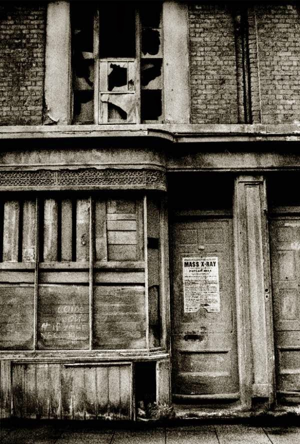 East End London: Black And White Photos Of East End Of London In The 1960s
